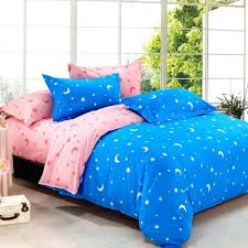 moon and stars bedding set suit star moon cotton reactive printed bedding sets a a a sun moon