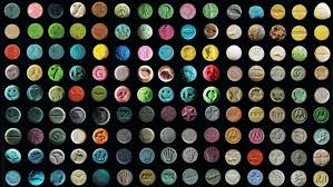 Ecstasy Pill Chart Study Overview Changes In The European Mdma Market The