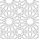 Islamic Art Coloring Pages Kids Zuckett Free Printable Coloring Pages