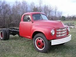 1949 Studebaker Pickup Truck Chasis Photo | Studebaker Trucks