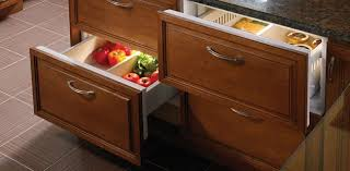 refrigerator drawers. sub-zero also offers a variety of drawer style undercounter refrigeration units. this design allows for quite lot flexibility when designing kitchen, refrigerator drawers