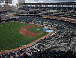 Twins Stadium Seating Chart Target Field Section 326 Seat Views Seatgeek
