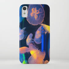 Jellyfish Lavalamp Iphone Case