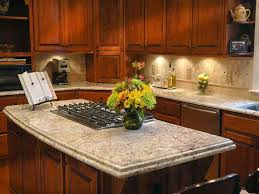 Granite Countertop Backsplash Concept