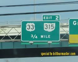 Image result for PIC OF OHIO COLUMBUS SIGN ROUTE 315