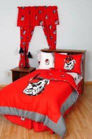 Georgia Bulldog Bedroom Ideas 3