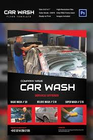 Auto Detailing Flyers - April.onthemarch.co