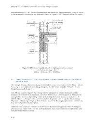 Small Picture Reinforced Concrete Wall Design Example Interesting Connections