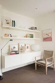 furniture appealing long wall shelf