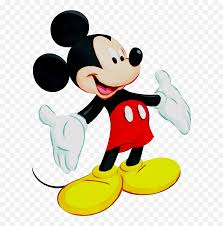 Mickey Mouse Minnie Clip Art - Walt Disney Mickey Mouse Clipart png - free  transparent png images - pngaaa.com