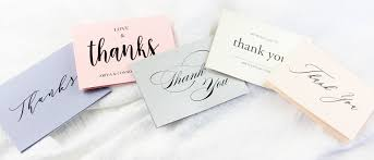 Free Printable Thank You Postcards Free Printables Simple 3 X 5 Folding Thank You Cards