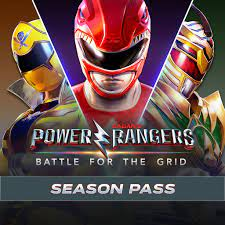 Power Rangers Battle For the Grid Season One Pass