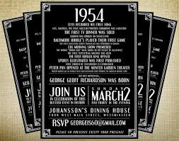 60 birthday invitations 60th birthday invitation ideas plumegiant com