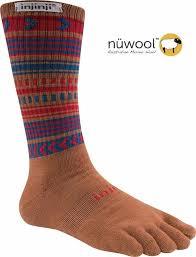 Injinji Liner Socks Size Chart Injinji Performance 2 0 Outdoor Socks Original Weight Crew Nuwool