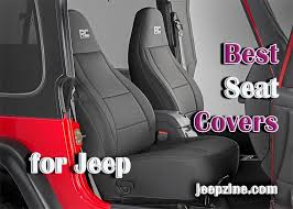 best seat covers for jeep jk and tj