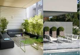 Its All About The Modern Patio