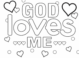 Download or print jesus love me song coloring page for free plus other related jesus loves me coloring page. 7 Best God Loves Me Printable Printablee Com