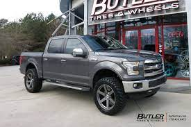 Ford F150 With 22in Black Rhino Karoo Wheels Exclusively From Butler Tires And Wheels In Atlanta Ga Ford F150 F150 Ford Trucks F150
