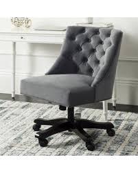 tufted desk chair. Alcott Hill Backstrom Tufted Desk Chair