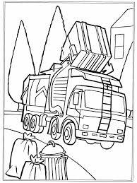 Volvo Trucks Kleurplaten Malvorlage Voller Umzugswagen Ausmalbild