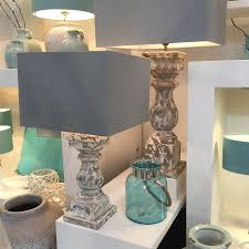full size of coastal lamp andade white washed chunky base with fresh magnificent customades nyc mix