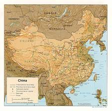 china maps  perrycastañeda map collection  ut library online