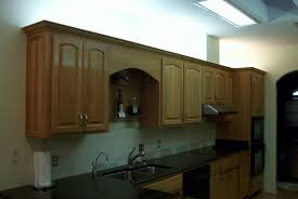 beech cabinet refacing after