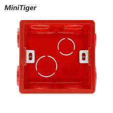 Online Shop Minitiger Mounting Box for <b>86*86mm</b> Wall <b>Touch</b> ...