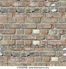 grey brick wall texture stock