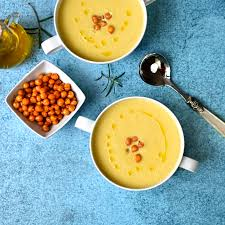 Gardeners Kitchen Chickpea Soup With Rosemary Oil The Circus Gardeners Kitchen