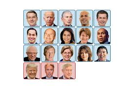 Whos Running For President In 2020 The New York Times