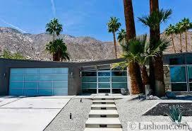 modern garage doorRetro Garage Door Decoration Ideas and Modern Designs for Mid