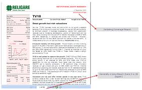 Equity Report Template Word 1 Portsmou Thnowand Then