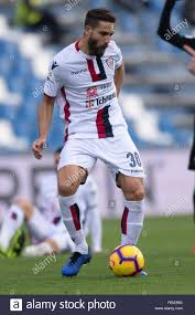 Leonardo Pavoletti (Cagliari) during the Italian