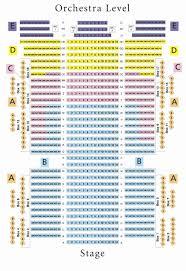 56 Actual Moran Theatre Seating Chart