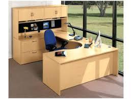 curved office desks corner u shaped desk a drawer ikea