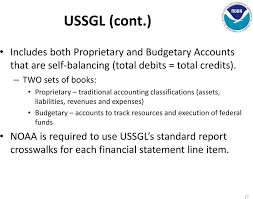 Ussgl Chart Of Accounts 2017 Financial Reporting Fluctuation Flux Analysis Pdf Free