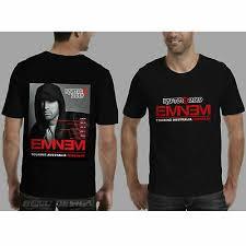 Eminem 2019 Rapture Tour Australia T Shirt Size S To 2xl