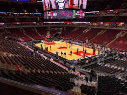 Chicago Bulls Stadium Seating Chart Chicago Bulls Seating Chart Map Seatgeek