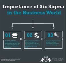 Importance Of Six Sigma In The Business World Six Sigma Green