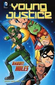 Young Justice Ser.: Rabbit Holes by Zac Atkinson, Greg Weisman and Kevin  Hopps (2013, Hardcover) for sale online   eBay