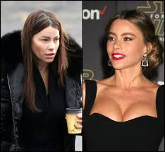 i think there are many women out there that would love to look as amazing as sofia does at 42 with or without makeup on