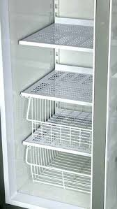 shelves for freezer marvel full size series white wire freezer shelves shelf freezer shelf home depot shelves for freezer