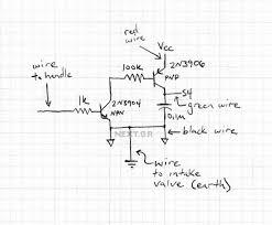 circuits > using the panasonic wm61a as a measurement microphone using the panasonic wm61a as a measurement microphone schematic