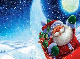 christmas wallpaper hd widescreen santa. Modren Christmas Santaclaushdipadwallpapers02 For Christmas Wallpaper Hd Widescreen Santa T