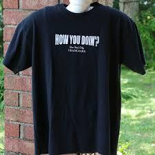 How You Doing Shirt Shirts New York City Black How You Doin Tshirt Poshmark