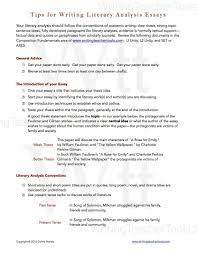how to write literature essay business writing formats lit essays  how to write literature essay business writing formats lit essays tips for literary analysis es