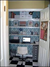 closet office space love this closet turned office space converting closet into office space