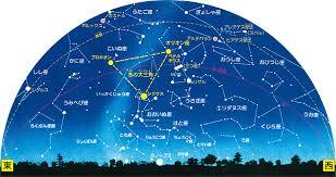 「星座 冬」の画像検索結果