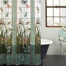 Mainstays Shower Curtains Walmartcom - Decorative glass windows for bathrooms